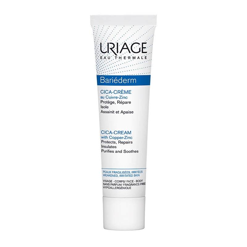 Uriage Bariederm Repairing Cica Cream 40ml