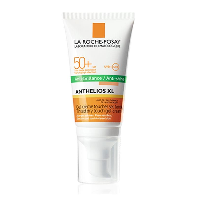 anthelios xl dry touch gel-cream spf50